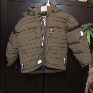 Obermeyer 100% Goose Down I grow ski jacket 5